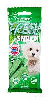 5286 Тит бит, Снеки Fresh для мелких собак, с хлорофилом и мятой
