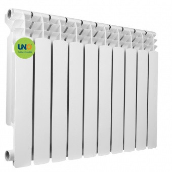 UNO-LOGANO 500/100 Алюминиевый радиатор