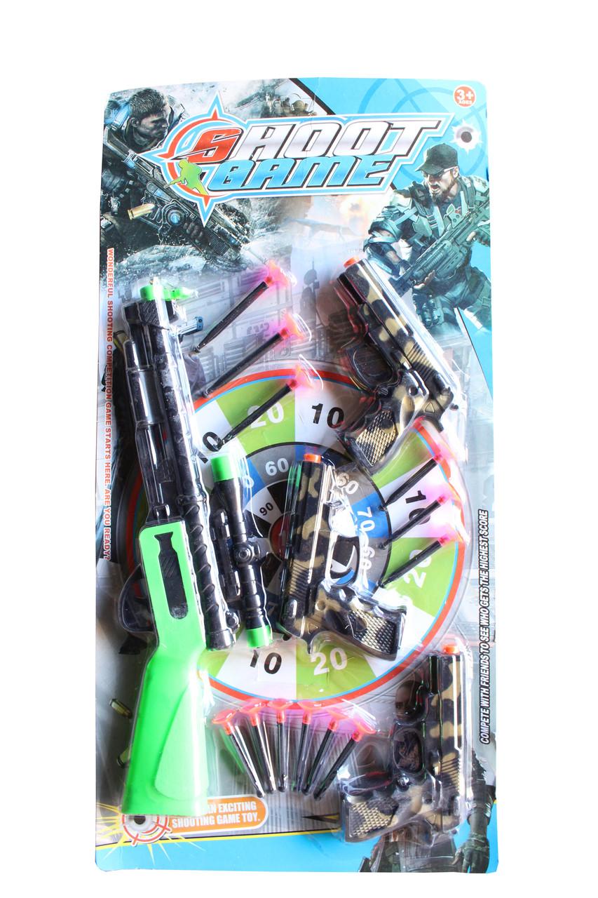 Набор оружий 729-92