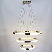 Люстра ЛЭД L 001/800+600+400 LED BG