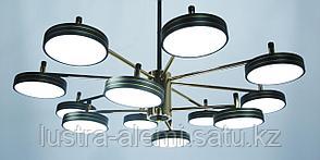 Люстра ЛЭД 8805/8+4 LED, фото 2