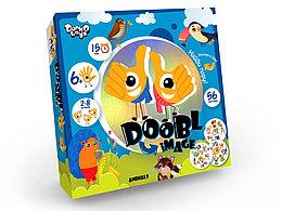 """Игра настольная """"Dooble image.Animals"""""""