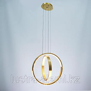 Люстра ЛЭД 760/4+5 GD LED, фото 2