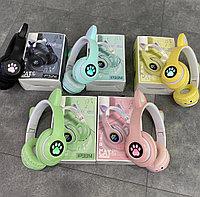 """Наушники с ушками кошки """"Cat Ear"""" P33M., фото 1"""