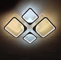 Современная люстра с пультом управления, фото 1