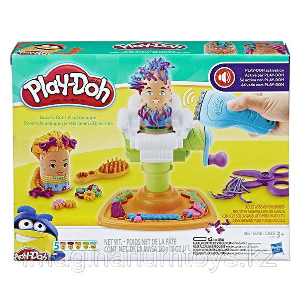 Play-Doh Плейдо игровой набор пластилина «Сумасшедший парикмахер»