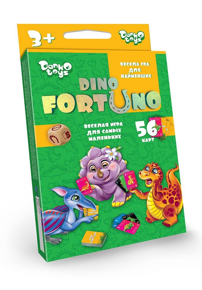 "Игра настольная ""Fortuno Cute.Dino"""
