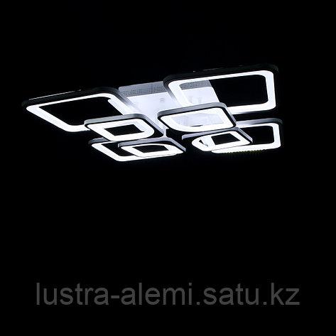 Люстра ЛЭД 6604/4+4 (7134) WT, фото 2