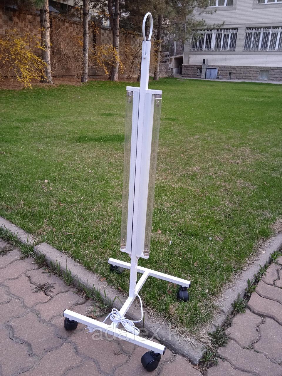 Облучатель.Передвижная двухламповая кварцевая лампа - фото 1
