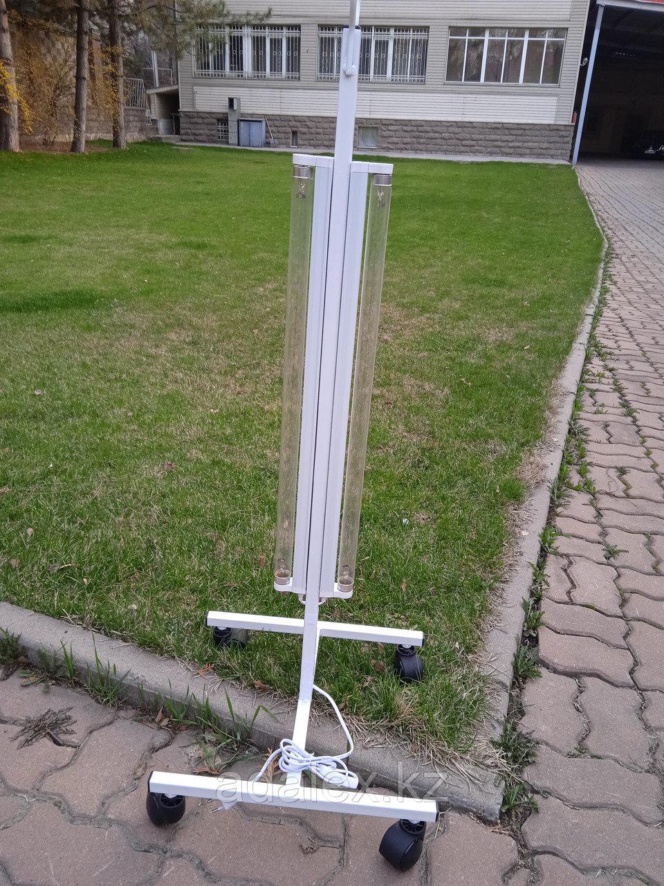 Облучатель.Передвижная двухламповая кварцевая лампа - фото 5