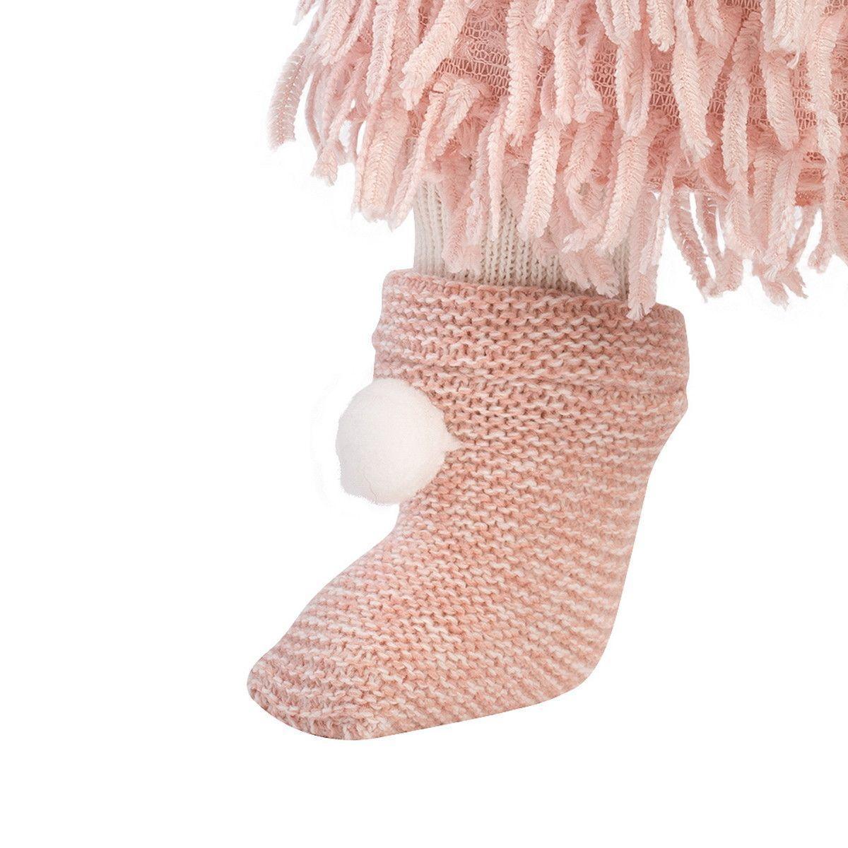 Кукла Елена 35 см, блондинка в розовом костюме (LLORENS, Испания) - фото 3