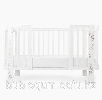 Комплект расширения для люльки раздвижной Happy Baby White