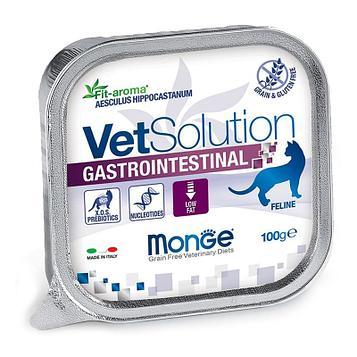 Monge (Монже) VetSolution Gastrointestinal, диета для кошек