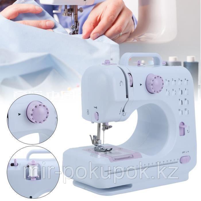 Машинка швейная электромеханическая Sewing Machine JYSM-605