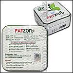 """Капсулы для снижения веса """"FatZorb"""", жестяная упаковка, 36 капс., фото 3"""