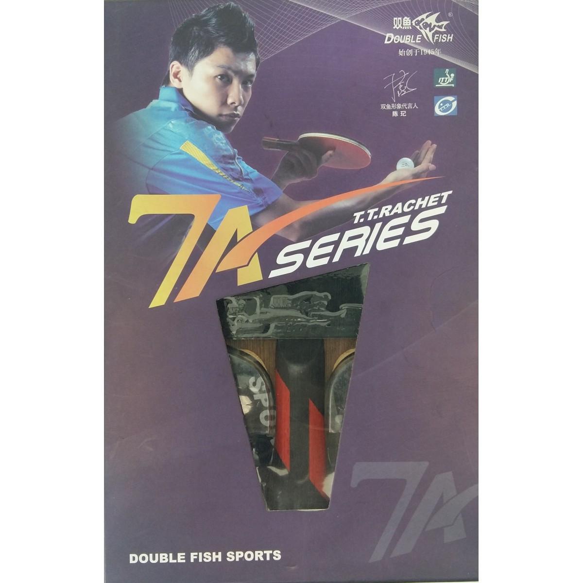 Ракетка для настольного тенниса Double Fish 7A SERIES