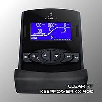 Эллиптический тренажер Clear Fit KeepPower KX 400, фото 4