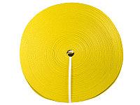 Лента текстильная TOR 5:1 75 мм 9000 кг (желтый)