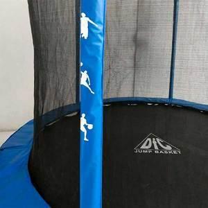 Батут DFC JUMP BASKET с сеткой 16FT-JBSK-B - фото 3
