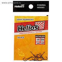 Крючок Helios Baitholder №10, 10 шт.