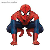 """Шар фольгированный 36"""" «Человек-паук», ходячий"""