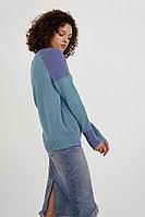 Джемпер женский Finn Flare, цвет светло-бирюзовый, размер S