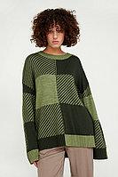 Джемпер женский Finn Flare, цвет aloe (светло-зеленый), размер XL