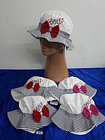Панамка летняя для девочки. Фирма Magrof