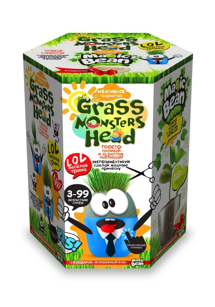 """Набор """"Grass Monsters Head"""""""