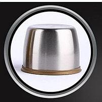 Термос вакуумный 2л металл. колба, фото 2