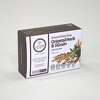 ORIENTAL Herb & 5 Grain Scrub Soap