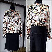 Блузка из японского шёлка