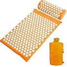 Акупунктурный коврик и подушка для массажа, фото 3