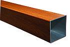 Зонт Wood Lux, 3х3м, квадратный, бежевый (с 4-мя утяжелителями), фото 6