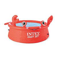 Надувной бассейн Crab Easy Set 183 х 51