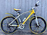 Велосипеды Greenbike 26 дюймов колесо/ 17 рама на литых дисках