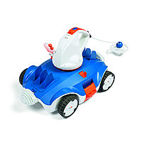 Автономный робот-пылесос для очистки дна бассейна