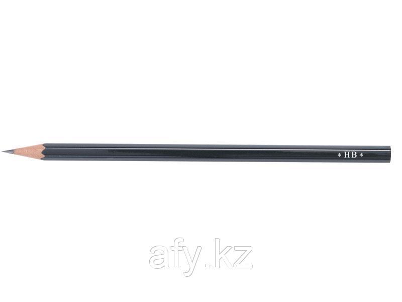 Простой карандаш черный