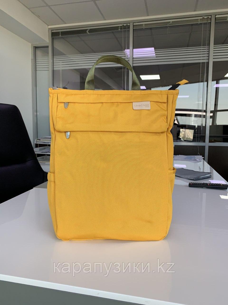 Рюкзак сумка для мам Travel Yello