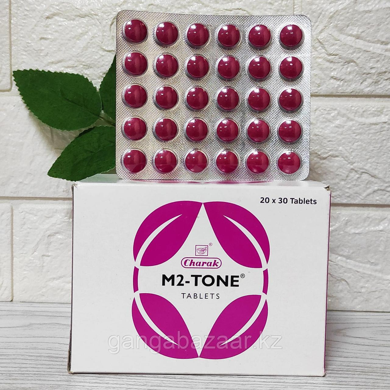 М2-Тон  - для женcкого здоровья (M2-Tone CHARAK), 30 таб