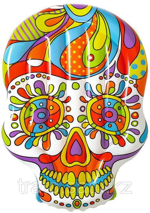 Матрас для плавания Fiesta Skull, 193 x 141 см,  Bestway