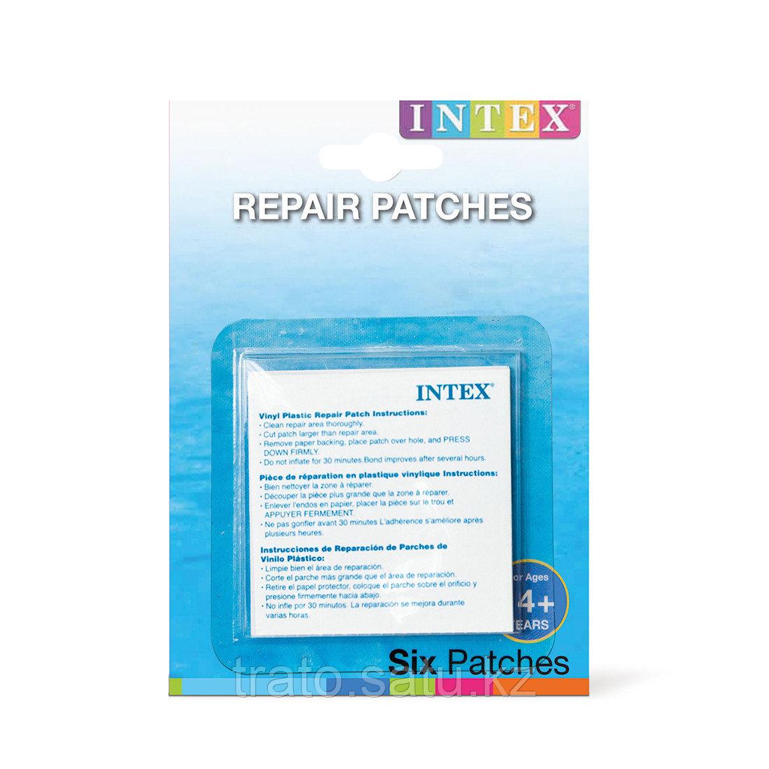 Набор для ремонта надувных изделий Intex