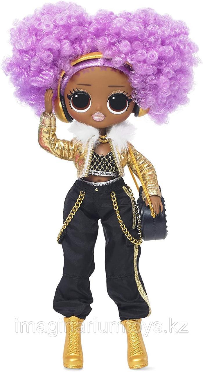 Большая кукла LOL OMG 24K DJ Леди Диджей - фото 3