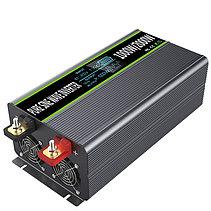 Инвертор (Преобразователь)от 0.6 до 3кВт 12В/встроенный МРРТ контролле, фото 3