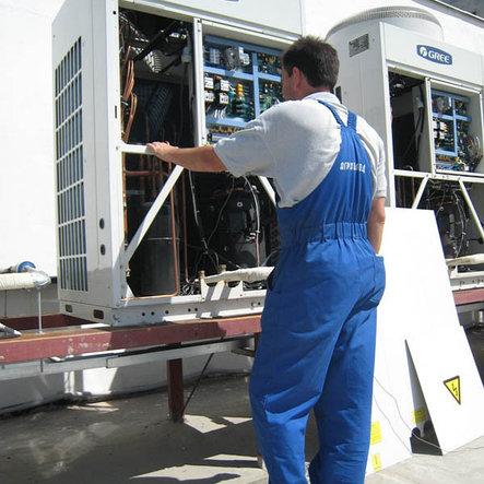 Обслуживание холодильного оборудования, фото 2