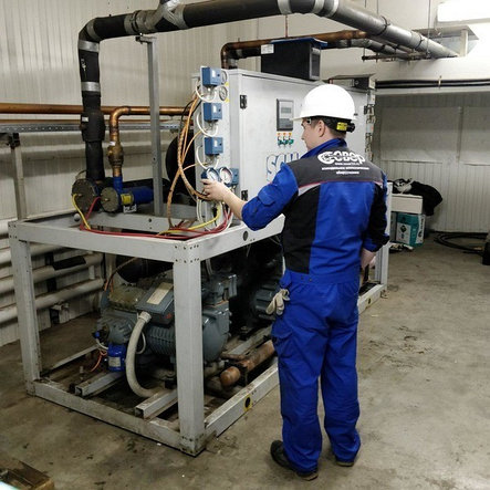 Ремонт сервисного промышленного холодильного оборудования, фото 2