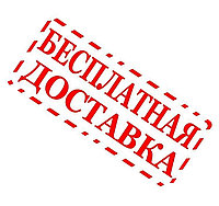 Бесплатная доставка по Алматы и РК