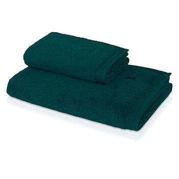 Полотенце махровое Moeve Superwuschel 80x150 см, цвет тёмно-зелёный