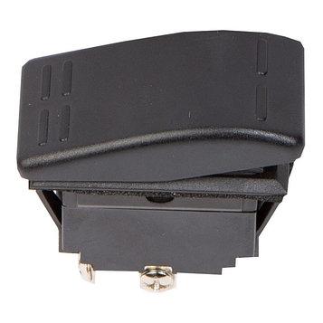 Переключатель Skipper SW21UF18162P, пластик черный, -16АА, 12V