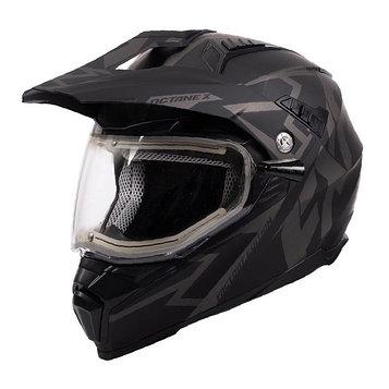 Шлем FXR Octane X Deviant с подогревом, размер S, чёрный